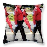 Palenville Fire Department 1 Throw Pillow