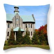 Palenville House 2 Throw Pillow