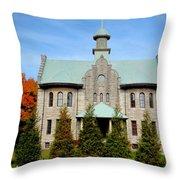 Palenville House 3 Throw Pillow