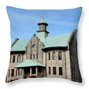 Palenville House 5 Throw Pillow