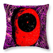 Paleolithic Observatory Throw Pillow by Eikoni Images