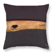 Paleolithic Tool Throw Pillow