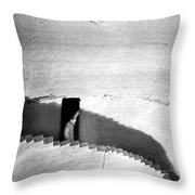 Palestine: Cave Throw Pillow