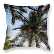 Palm Collection - Standing Tall Throw Pillow