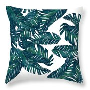 Palm Tree 7 Throw Pillow
