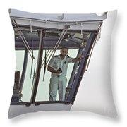 Panama006 Throw Pillow