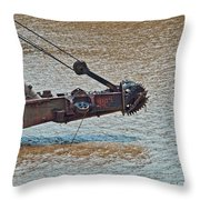 Panama051 Throw Pillow