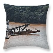 Panama052 Throw Pillow