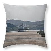 Panama057 Throw Pillow