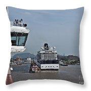 Panama090 Throw Pillow
