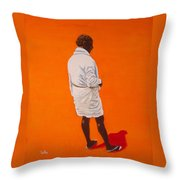 Panche Throw Pillow