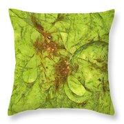 Pancreatoid Feeling  Id 16097-214225-63860 Throw Pillow