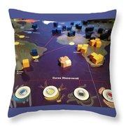 Pandemic Throw Pillow