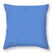 Pandora's Puzzle Throw Pillow
