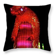 Pangolin The Most Trafficked Animal On Earth, Throw Pillow