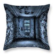 Panic Room Throw Pillow