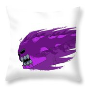 Panky2 Throw Pillow
