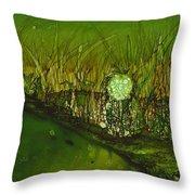 Pantanal Throw Pillow