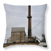 Paper Mill 2 Throw Pillow