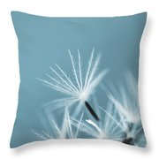 Parachutes - T Throw Pillow