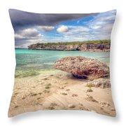 Paradise Island 2 Throw Pillow