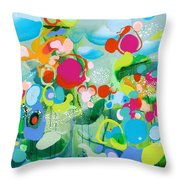 Paradise Outer Limits Throw Pillow