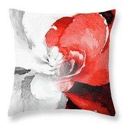 Paradox 6 Throw Pillow