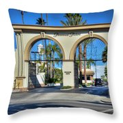 Paramount Pictures Melrose Gate Throw Pillow