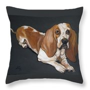 Pardner Throw Pillow
