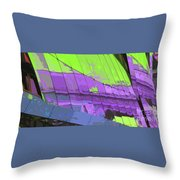 Paris Arc De Triomphe Throw Pillow