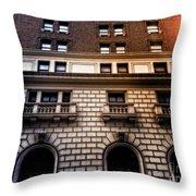 Park Avenue Sunglare Throw Pillow