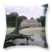 Park House  Throw Pillow