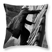 Park Ranger Throw Pillow