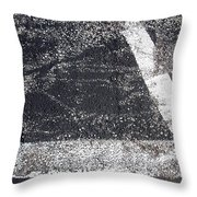 Parking Lot 2 Throw Pillow