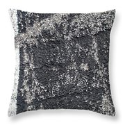Parking Lot 3 Throw Pillow