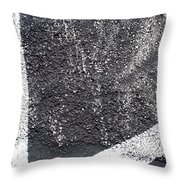 Parking Lot 4 Throw Pillow