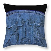 Parlay With Death Throw Pillow