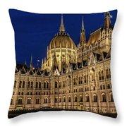 Parliment Throw Pillow