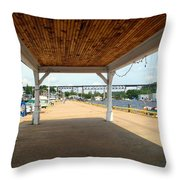 Parry Sound Throw Pillow