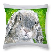Parsnip Throw Pillow