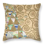 Part Of The Tree Of Life, Part 2 Throw Pillow