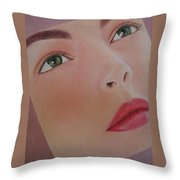 Part Of You 1 Throw Pillow