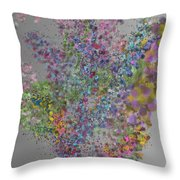 Particulation 9-20-2015 #5 Throw Pillow
