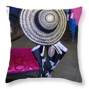 Party Hat Throw Pillow