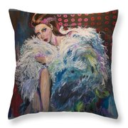 Party On Throw Pillow