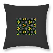 Party Wall Throw Pillow