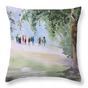 Party Throw Pillow