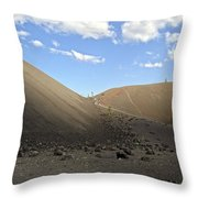 Passage Of Light And Dark Throw Pillow
