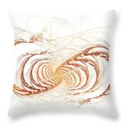 Passage To Clarity Throw Pillow