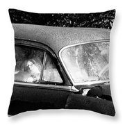 Passenger Throw Pillow